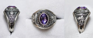 1973 Class Ring Female