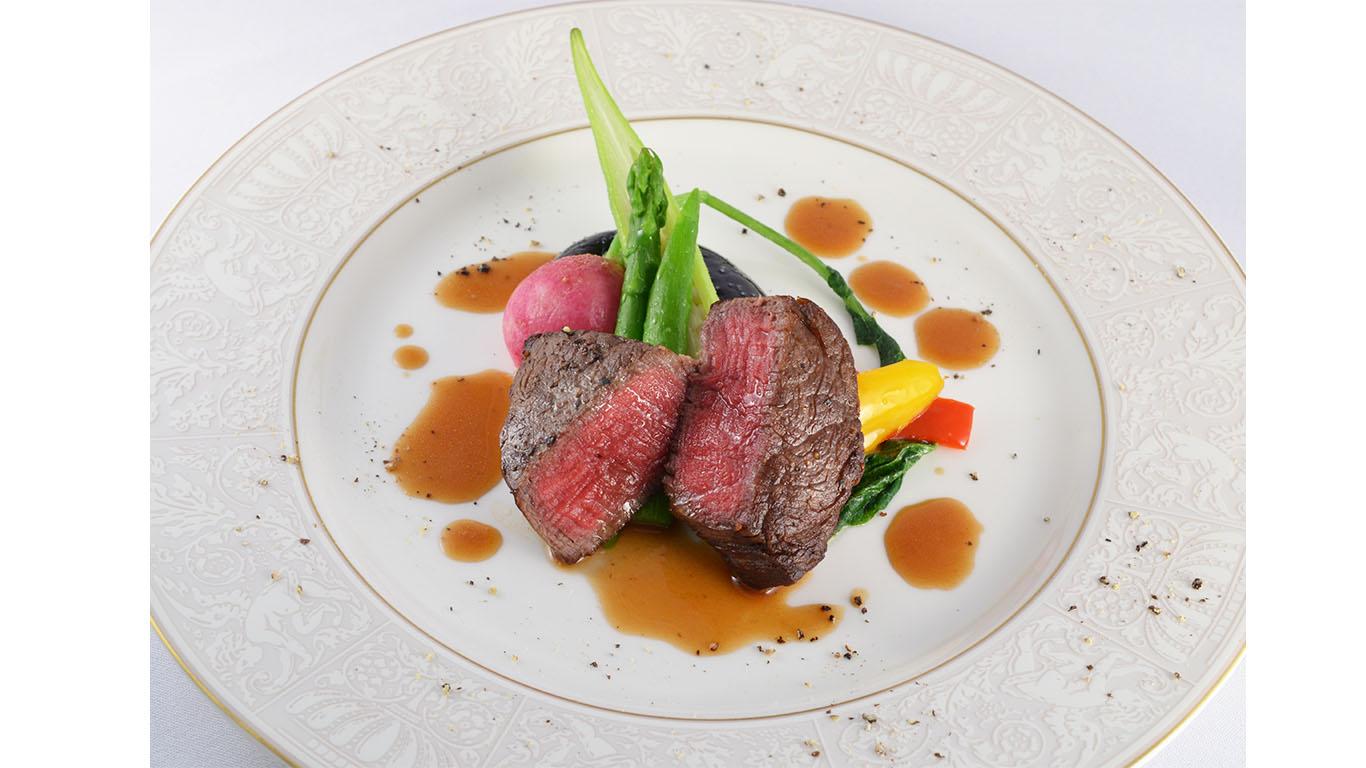 ディナー肉