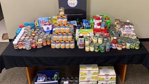 Team HMC: Success at the Food Bank!