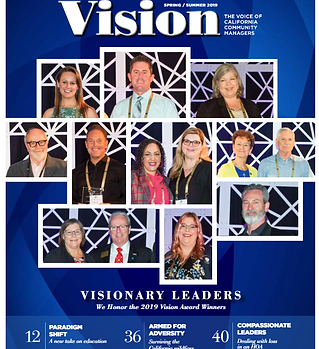 CACM Vision Magazine Cover Summer 2019.p