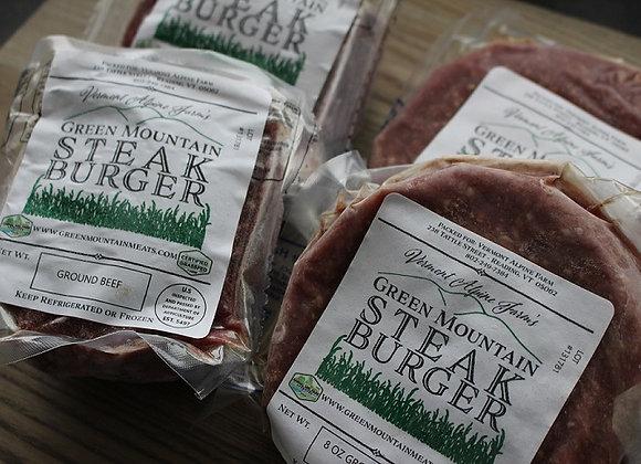Ground Steakburger Bundle