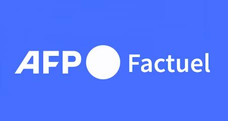Le fact-checking de l'Agence France Presse