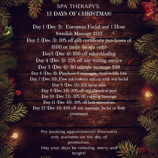 Merry and Bright Christmas Social Media