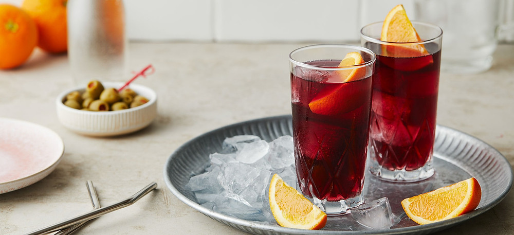 Our Shiraz and Citrus Pair to Create that Classic Sangria Combination!