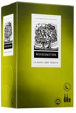 Yalumba Winesmiths Classic Dry White Web