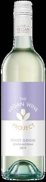 The Vegan Wine Project Pinot Grigio