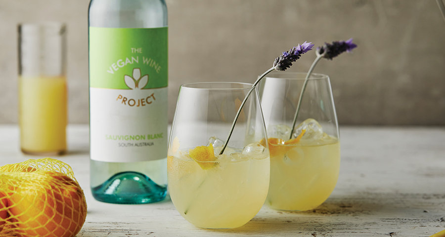 Cocktail Test B - Sauvignon Blanc Citrus