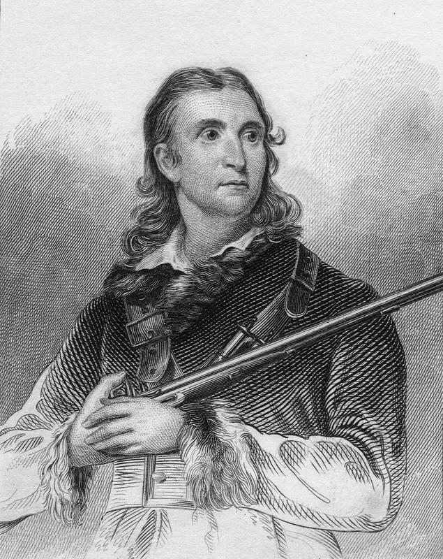 John James Audubon engraving after John Symes