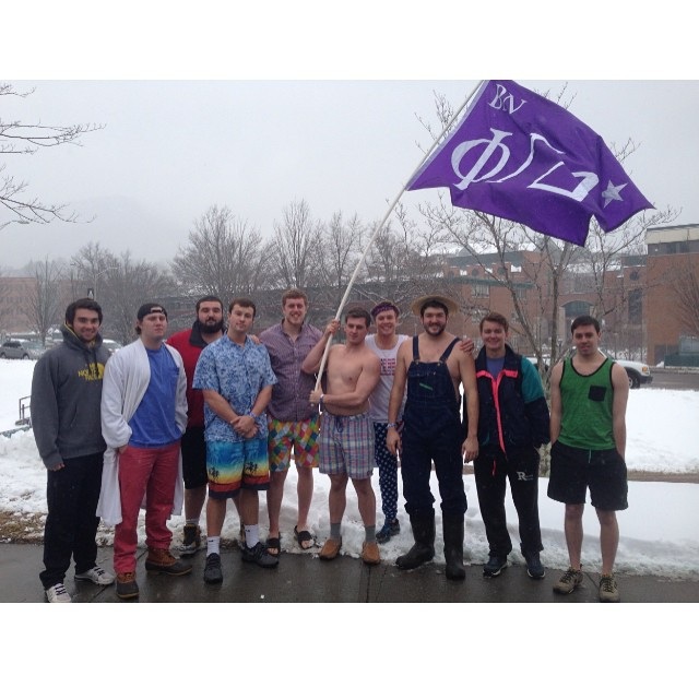 Polar Plunge 2k15 was pretty chill, if ya know what we mean