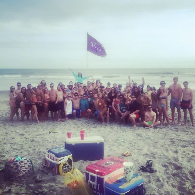 The pic you have all been waiting for! #formal2015 #dirtymyrtle