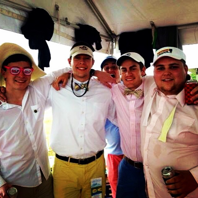 In honor of Carolina Cup this weekend, this weeks #tbt is from cup last year! #CAROLINACUPPPPP