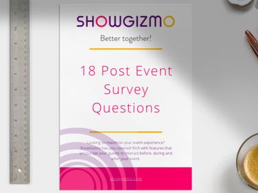 Post Event Surveys