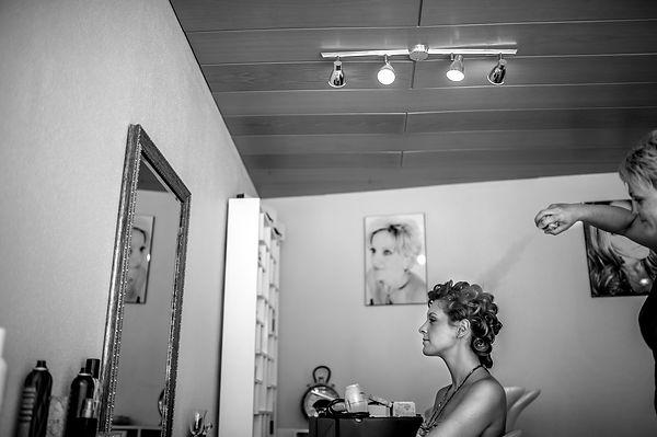 parrucchiera da sposa