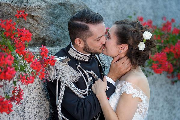 ritratto coppia matrimonio