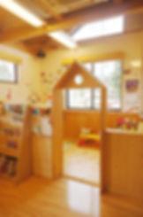 クラーク歯科医院の保育室