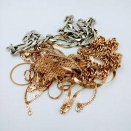 Broken Jewelry