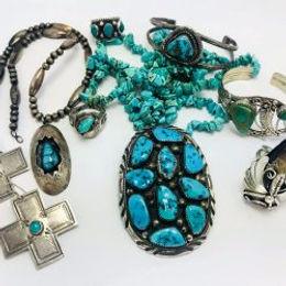 Turqoise Jewelry