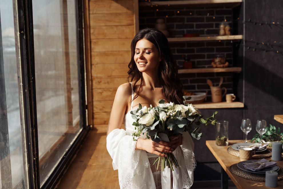 Утро невесты Даши