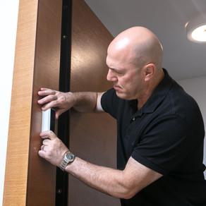 דלתות חכמות מעוצבות