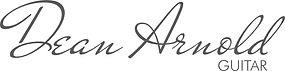Dean Arnold Guitar  Logo BLK 8_18.jpg