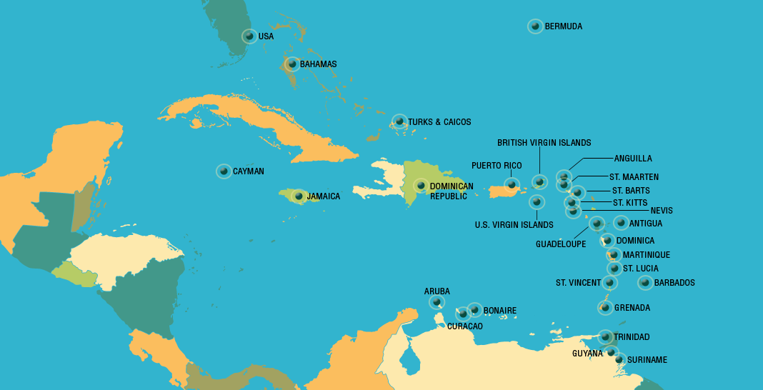 Map without Cuba and Venezuela.png
