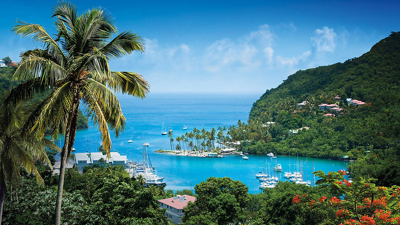 Caribbean Fuels supplies only the finest fuels in St. Lucia. Contact our sales staff today for current prices in all of St. Lucia's ports.