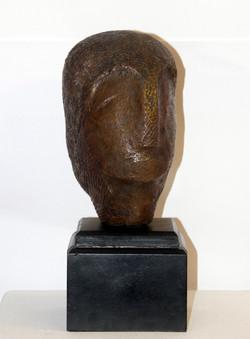 Roman Head - Bronze