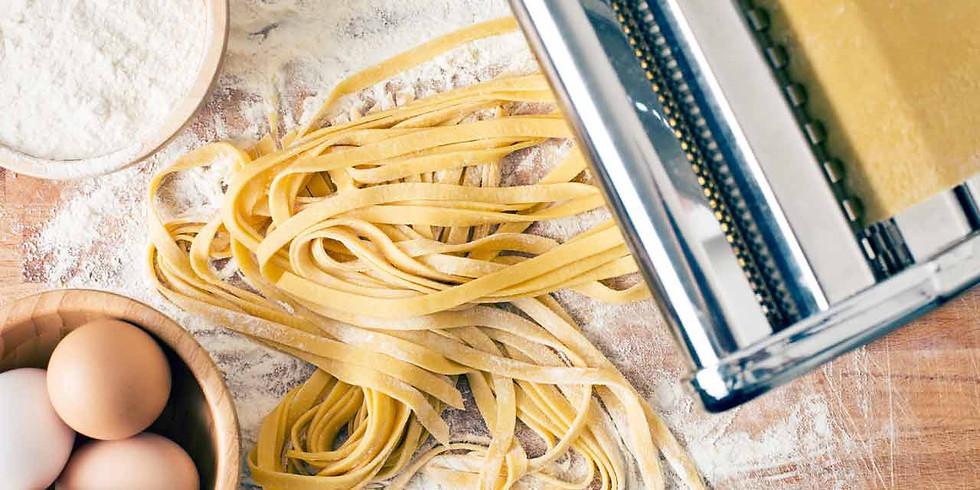 Dante Pasta-Making Evening