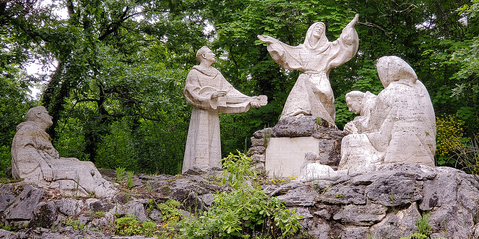 The Way of Saint Francis: 330 miles on foot through Tuscany, Umbria, and Lazio