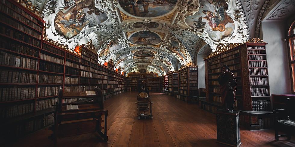 Italian Literature Book Club *Dante Members Only
