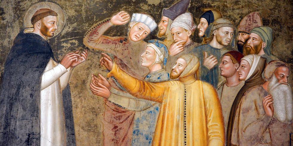 Dominican Triumph: the Frescoes of the Guidalotti Chapel, Santa Maria Novella, Florence