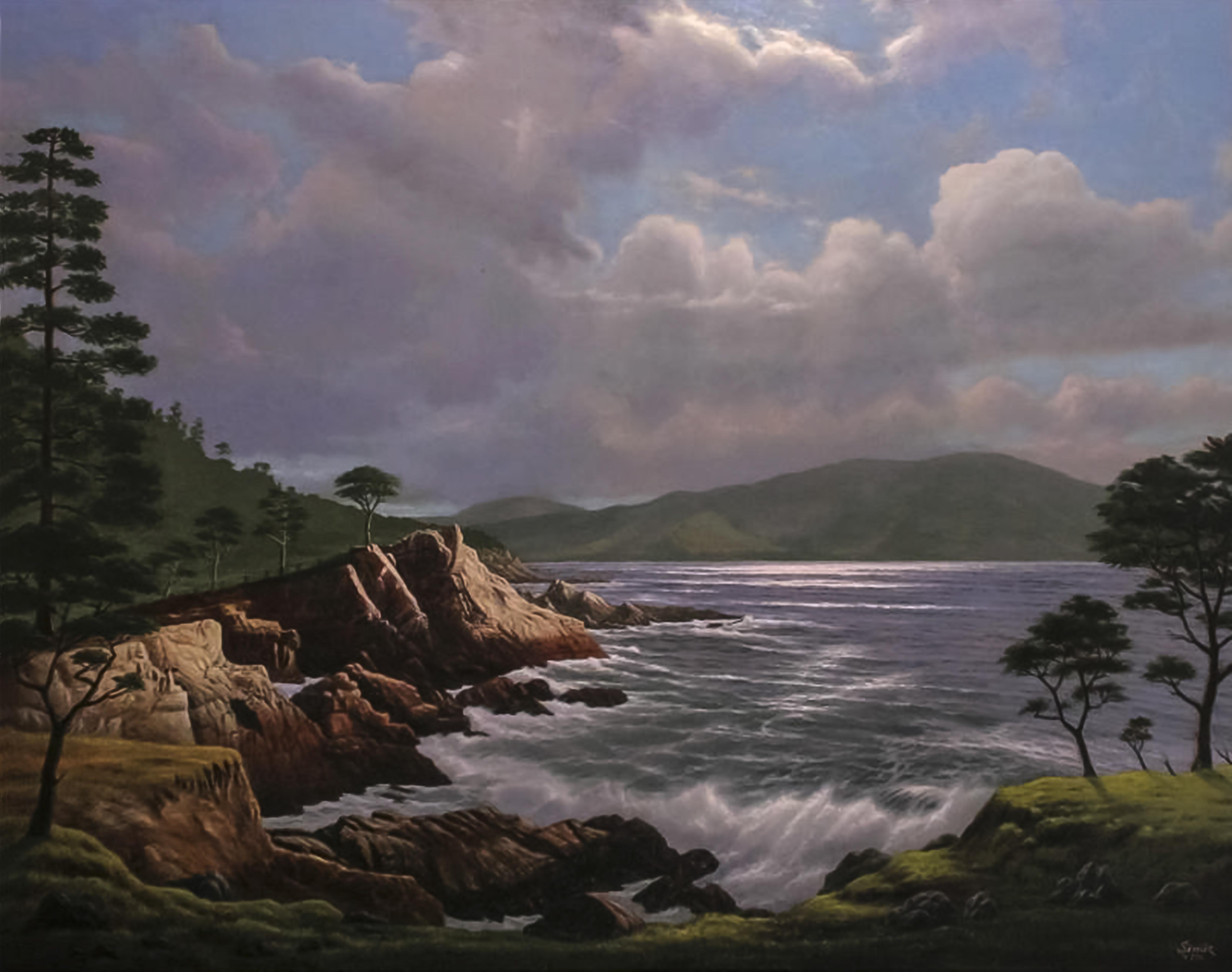 Cypress Point 48x60