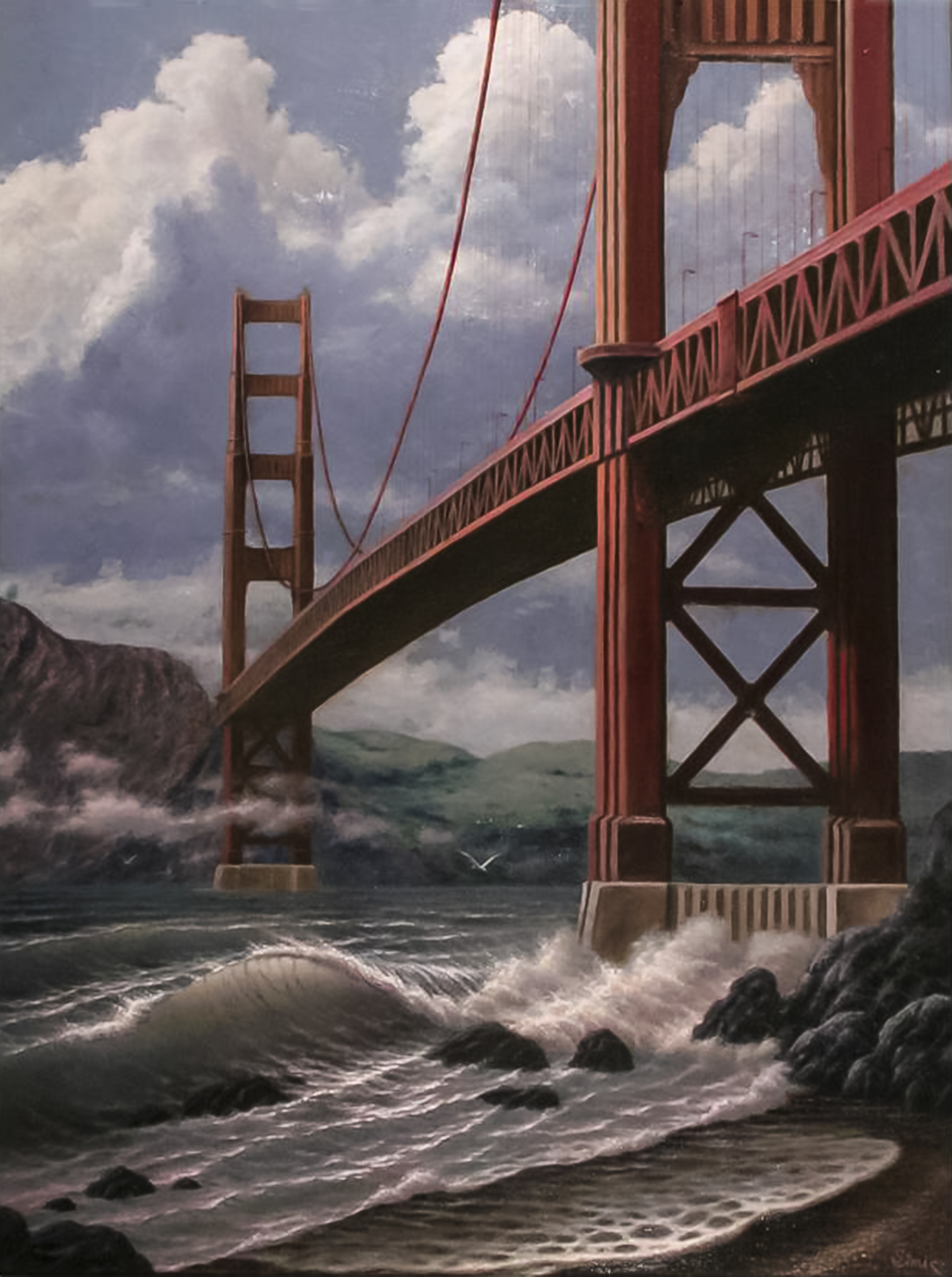 56264 Golden Gate Glory New