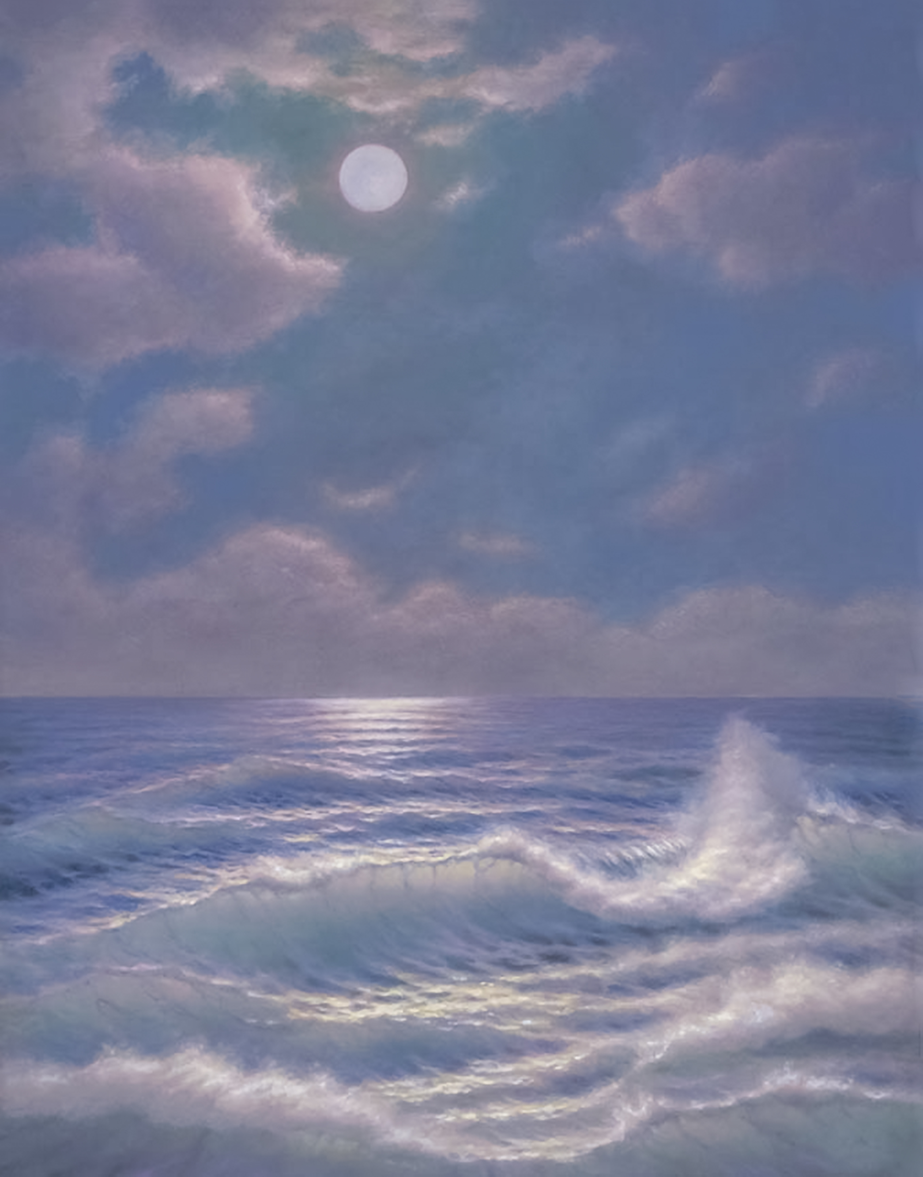 Moonlight Sea Breeze30x2499