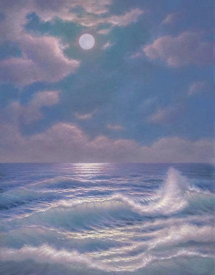 Moonlight Sea Breeze
