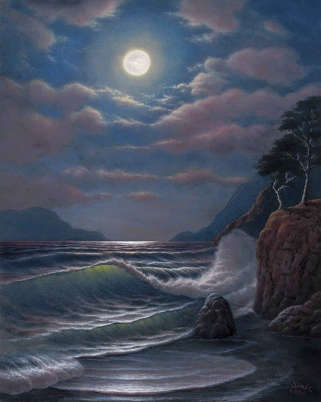 Cyprus Moonlight 30x2415A