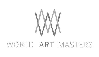 World Art Masters Logo - Print & Website