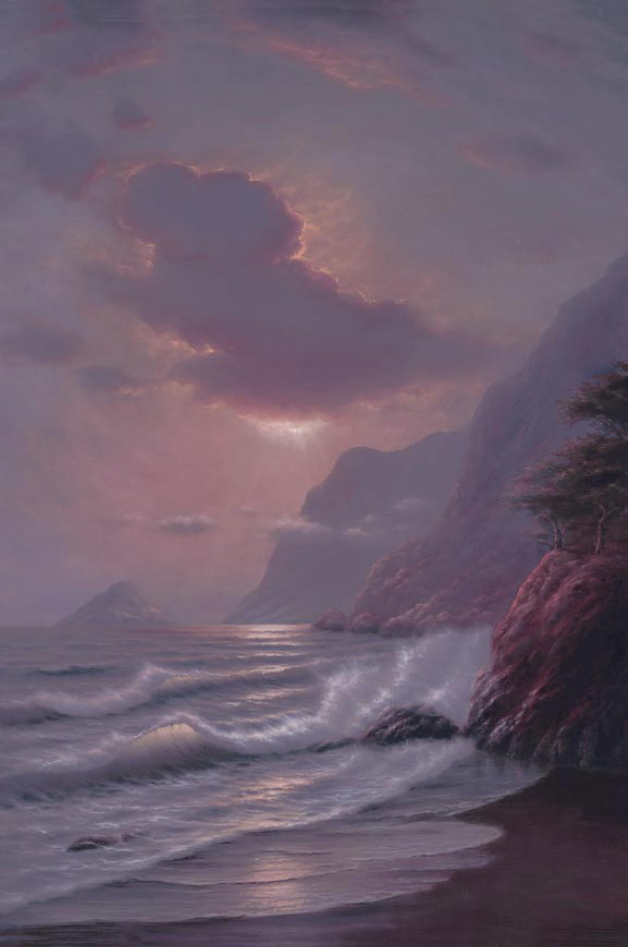 Sunset Glow 36x2497