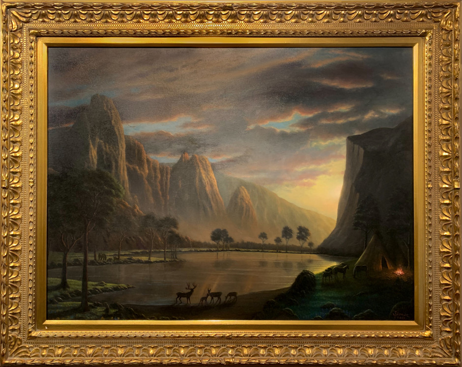 """""""Yosemite Grandeur"""""""