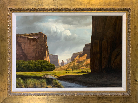 """""""Canyon de Chelly"""""""