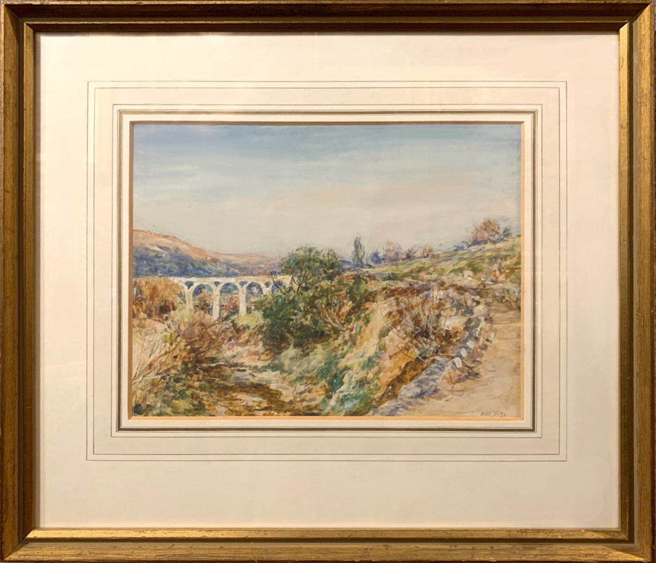 """An Aqueduct"""