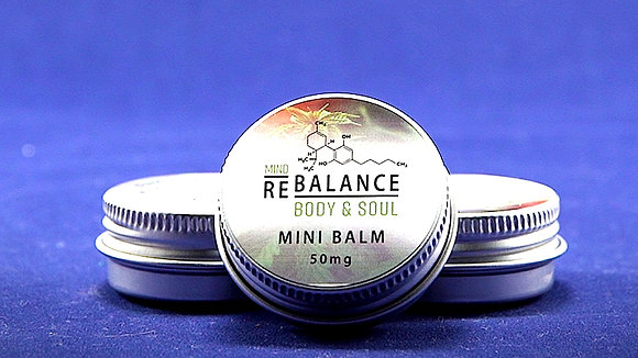 Mini Balm 50mg CBD 15ml
