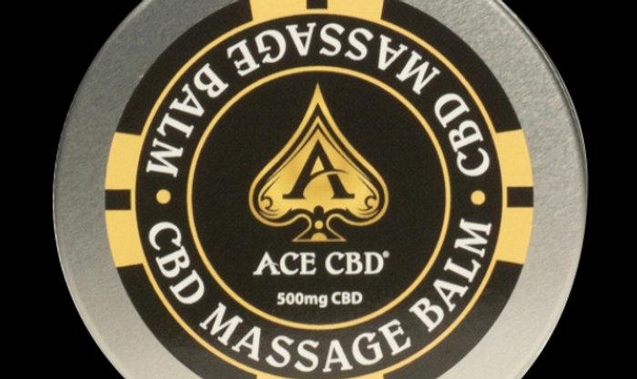 Ace CBD Massage Balm 50ml (1000mg)
