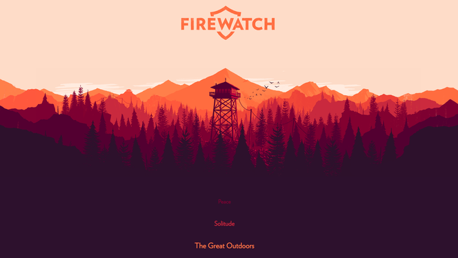 Firewatch Quicky Review