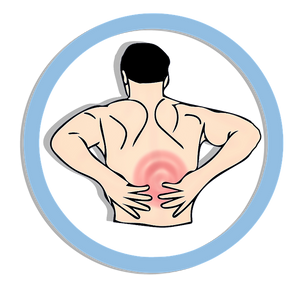 Lower back pain, aches and injuries