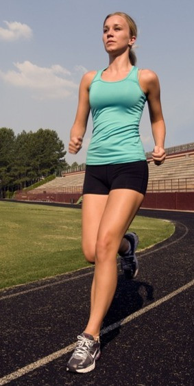 Sprinter helps to burn more calories during and post exercise. Do more exercises like sprinting. HIIT uses this theory to boost it's effectiveness.