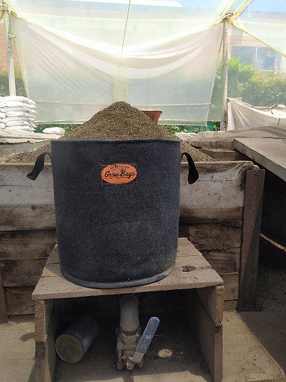 Maceta 35 L Geotextil Grow Bags