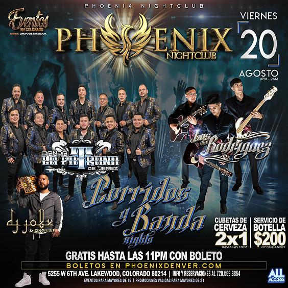 Corridos y Banda Nights   Los De Rodriguez