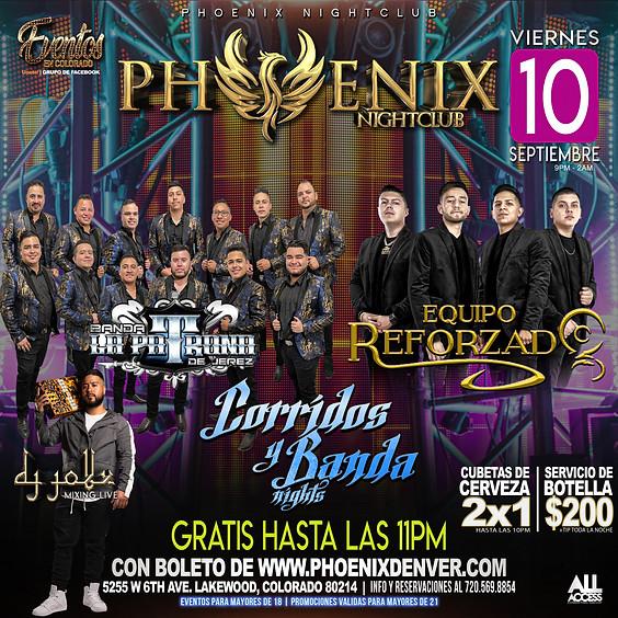 Corridos y Banda Night | Banda La Patrona