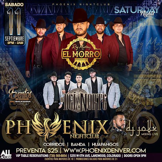 Saturday Nights | El Morro